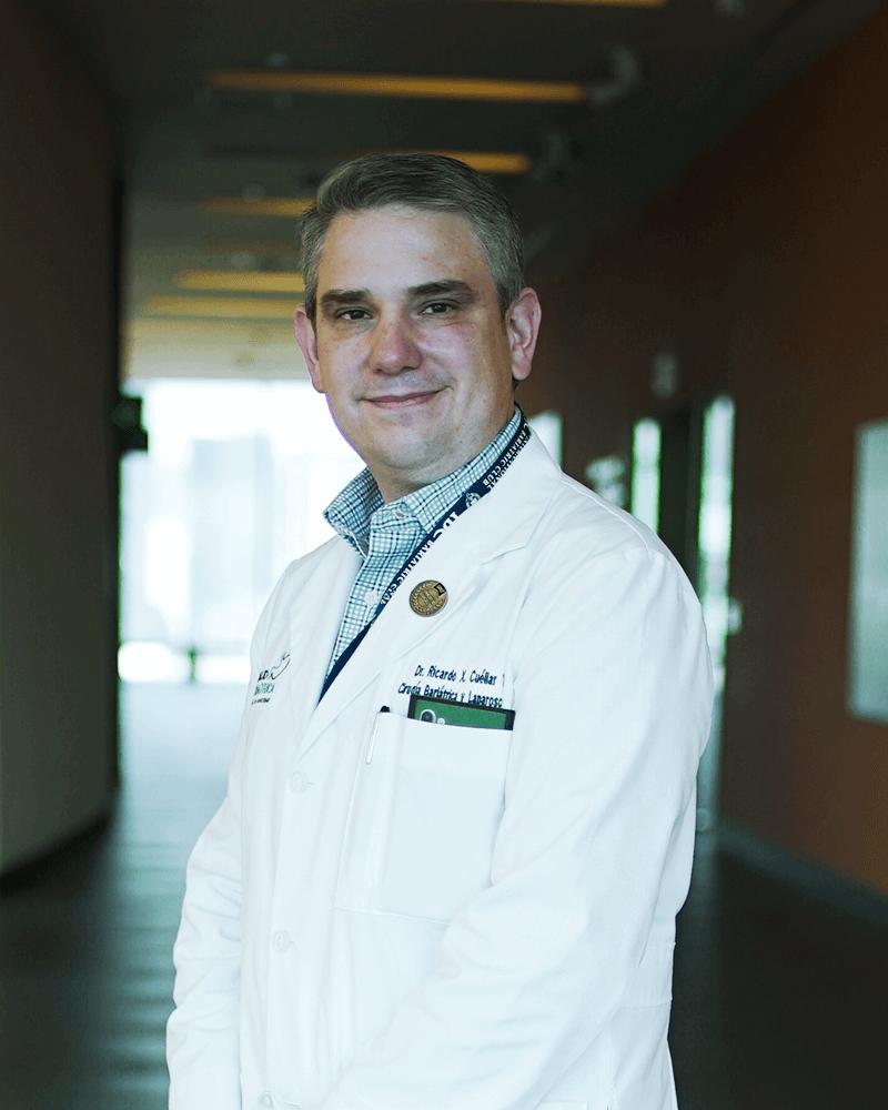 Dr. Ricardo X. Cuéllar Tamez