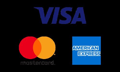 Salud Bariátrica - Visa, Mastercard, American Express