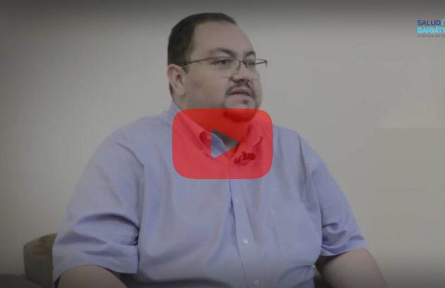 Salud Bariátrica testimonio Héctor